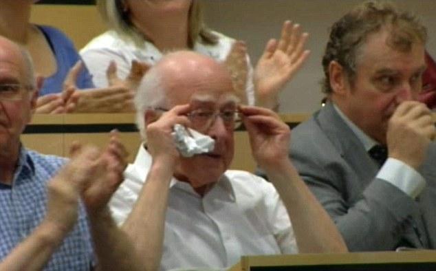 Professor Higgs-Nader Nazemi