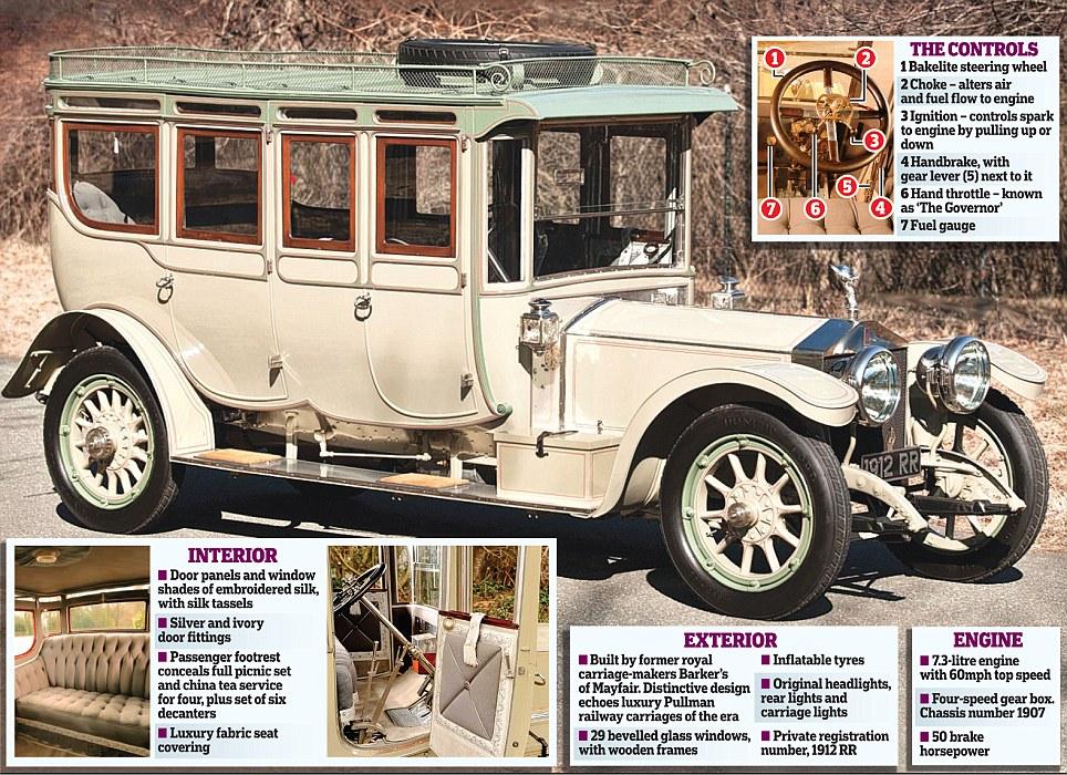The Rolls Royce Silver