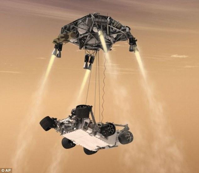Mars Rover-Nader Nazemi