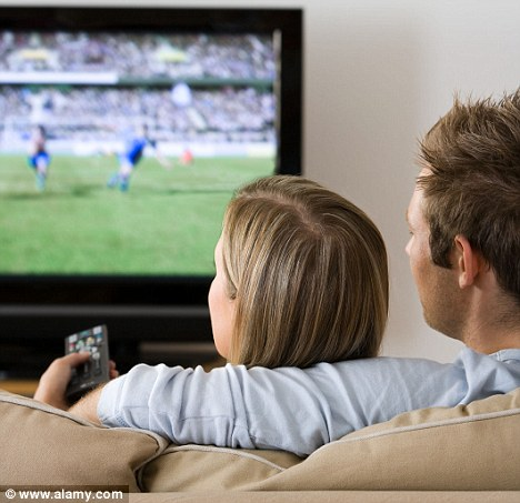 Worth watching? The study also said that two hours or less of daily TV viewing could increase your lifetime by nearly 18 months