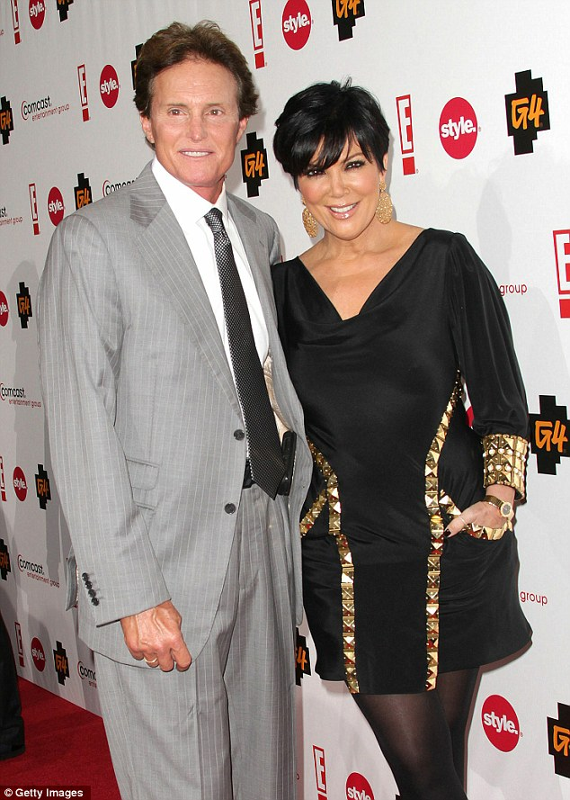 Kris Jenners Marriage To Bruce In Crisis After She Enjoys