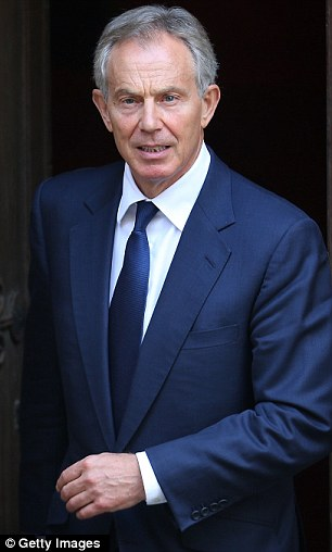 Revealing: Former prime minister Tony Blair received a briefing about UFOs from the Ministry of Defence because of his concerns over the disclosure of classified information on extraterrestrials