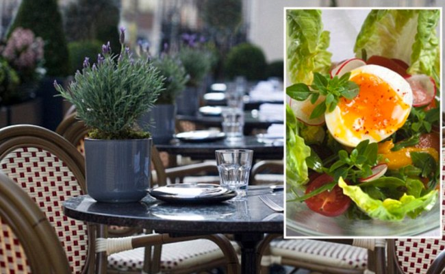 Embassy Mayfair French Food With An Asian Twist And A