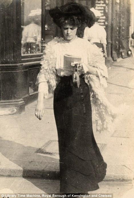 London, Church Street, 8th September 1906