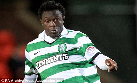 Open to offers: Victor Wanyama wants out of Celtic