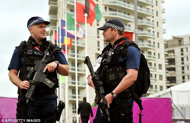 G4S security guard sacked after he was found sleeping in entrance of hotel where Olympians are