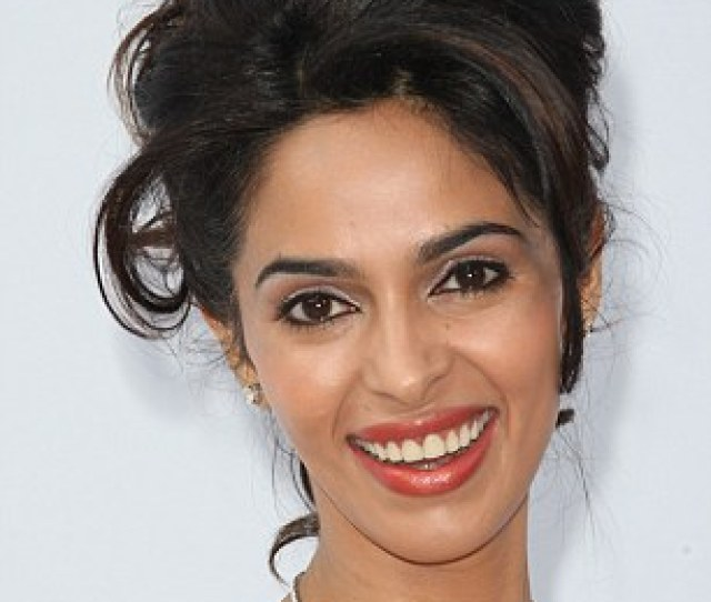 Bollywood Star Mallika Sherawat Seen At The Cannes Film Festival In 2011