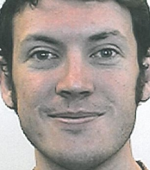 Massacre gunman: James Holmes was studying a PhD in neurosicence
