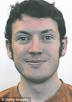 Did he act alone? A witness says Colorado shooter James Holmes, pictured, may have had help
