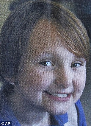 Cousins: Elizabeth Collins, 8, and her cousin have been missing since Friday July 13, 2012