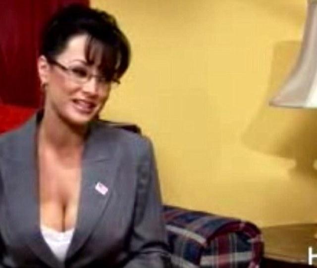 Porn Star Sara Ann Famously Appeared As Serra Paylin In Hustler Film Whos