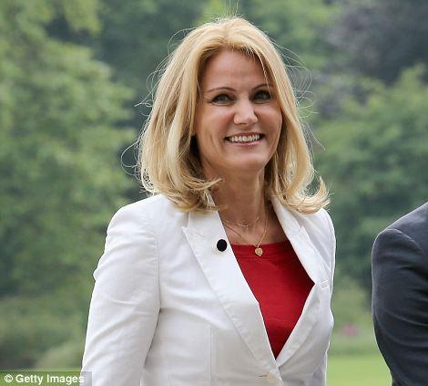 Prime Minister of Denmark Helle Thorning-Schmidt