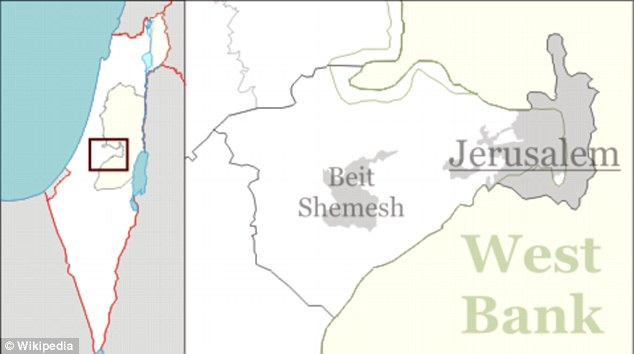 The ancient city of Beit Shemesh is regularly mentioned in the Bible. Its ruins lie near the modern city of the same name