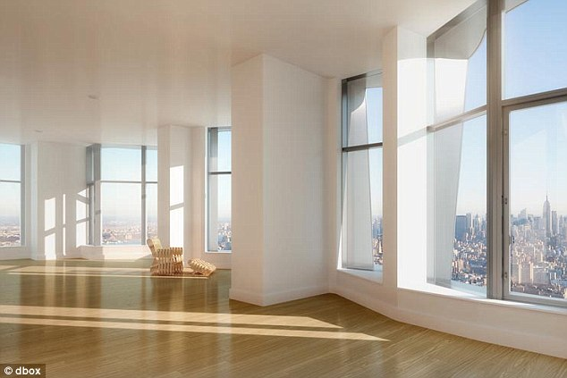 The 60000 A Month Penthouse Thats The Highest Apartment