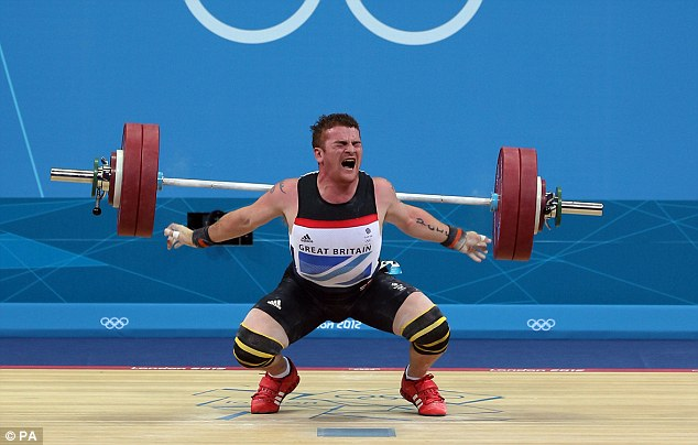 Weightlifting builds resilience