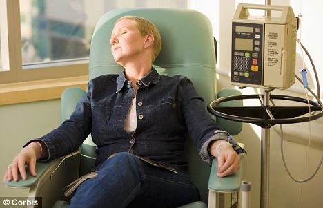 Blocking the response of a non-cancerous cell found near tumours could be one way of improving chemotherapy
