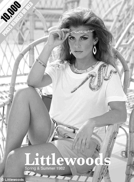 Coleen Rooney 1980's