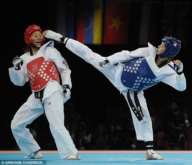 Full Body Girl Wallpaper Not Bad For A Teenager Taekwondo Fighter Jade Jones Wins