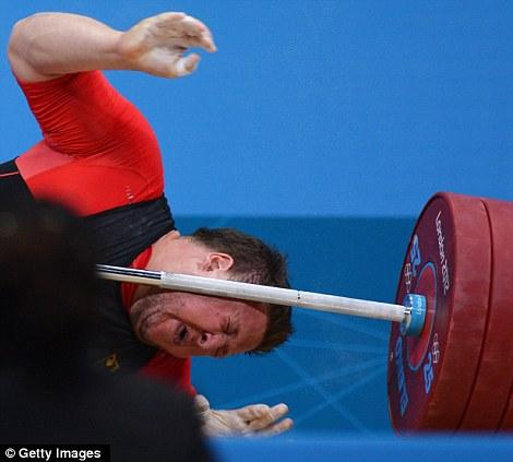 pain olympics olympics