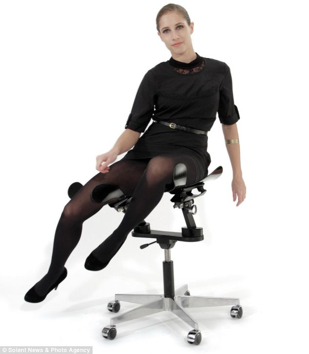 The office chair that can make you happier as long as you