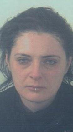 Drunk: Beata Jopek insulted the passengers