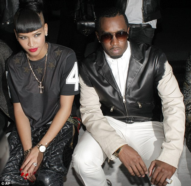 Ready settle down? Rumours have been swirling for months that Sean Combs has proposed to girlfriend Cassie Ventura