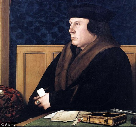 The novel follows the scheming Thomas Cromwell, who rose from humble beginnings to become the chief minister of King Henry VIII.