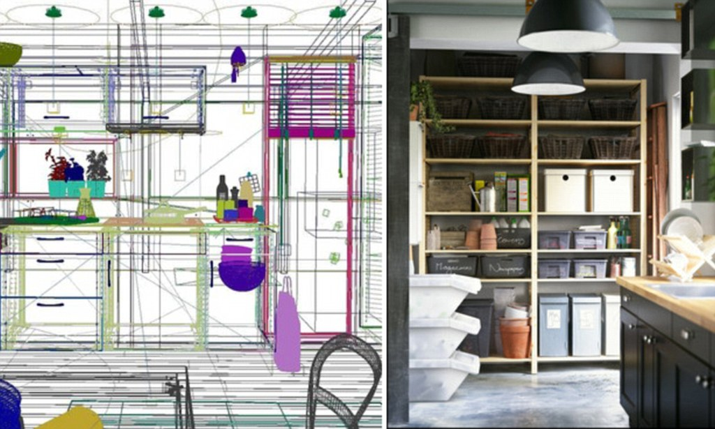 Best of all, there's no download and it's very easy to use. Ikea shuns photoshoots and uses 'wireframe 3D' to design its catalogue pictures   Daily Mail Online