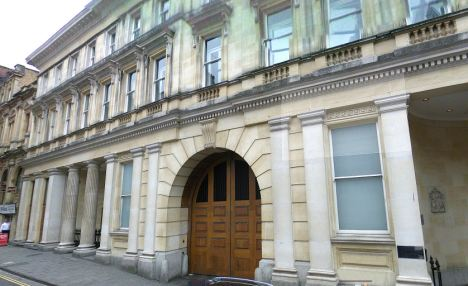The 38-year-old was bailed at Bristol Crown Court following her appearance