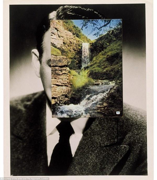 Splitting Surreal Portraits Splicing People' Won Collage Artist