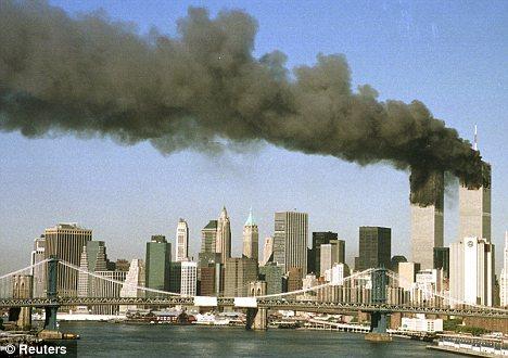 Memoria: El monumento rinde homenaje a las víctimas del 11 de septiembre