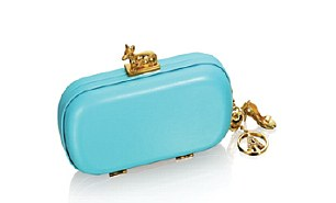 Trolley case £99.99 and clutch £34.99