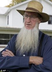 moment 'amish beard