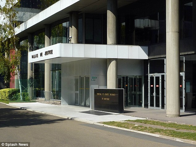 Privacy row: The Tribunal de Grande Instance (above) in Nanterre, on the outskirts of Paris, will hear representations from the royals as they begin legal action against the publishers of French Closer magazine