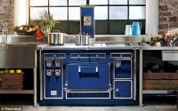 The 250,000 kitchen: A 160,000 stove, a blast chiller ...
