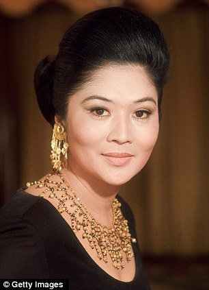 First Lady of glam: Mrs Marcos was a beautiful woman who always looked glamorous