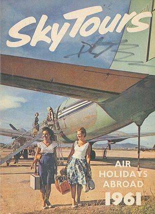 Retro Holidays Thomson Airways Reveals 1960s Images