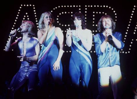 Swedish supergroup Abba were also named as one of the great purveyors of the best pop.