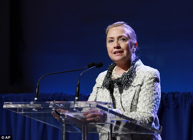Secretary of State Hillary Rodham Clinton said today that there was an explicit link between terror network al Qaeda and the September 11 attack on the U.S. Consulate in Benghazi