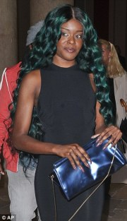 azealia banks shows emerald
