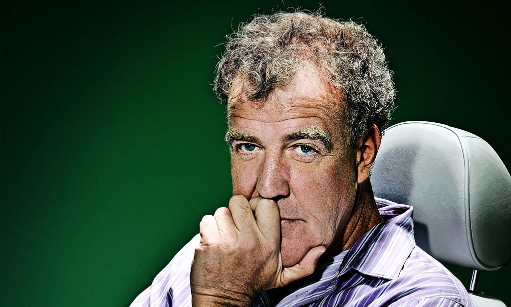 Jeremy Clarkson lands a bumper 5m payday  the Top Gear stars road to riches  Daily Mail Online