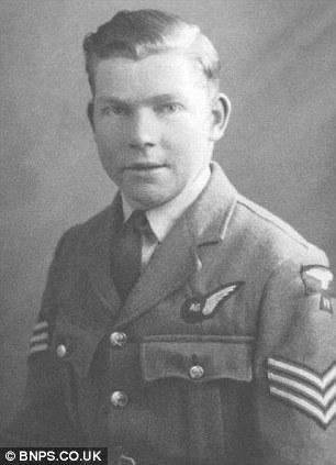 Wireless operator Raymond Charles White, aged 21