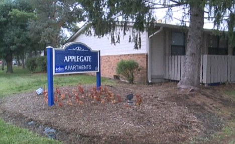 Residence: Smith has lived at the Applegate Apartment complex in Columbus for the past three years