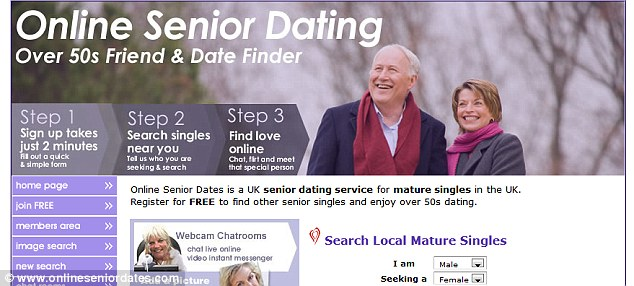 senior silver dating