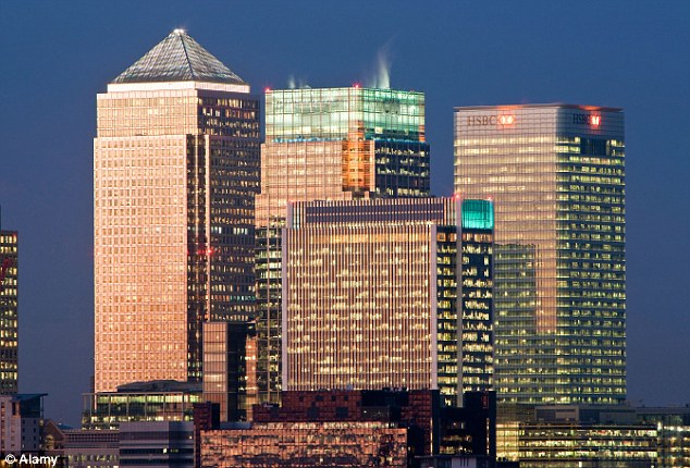 Heading for the UK? London recruitment agencies that specialise in highly-paid banking jobs had seen a 51 per cent rise in applications from French jobseekers