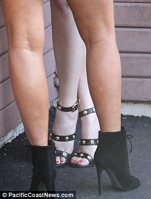 Image result for fake tan leg comparison