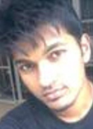 The sting: Quazi Nafis, 21, allegedly entered the U.S. on a student visa from Bangladesh with the sole intent of carrying out a terrorist attack