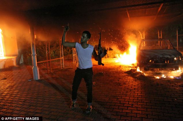 Revelations: Washington was told within 24 hours of last month's deadly attack on the U.S. Consulate that there was evidence it was carried out by militants, not a spontaneous mob upset about ridiculing Islam's Prophet Muhammad
