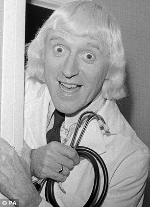 Jimmy Savile allegedly abused lots of under-age girls