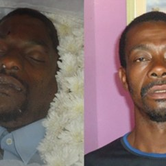 Office Chair Kenya White Wooden Chairs For Weddings Man Alive At Own Funeral To Family's Shock As Identical Looking Murder Victim Lies In Casket ...